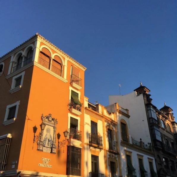 barrio triana, Séville