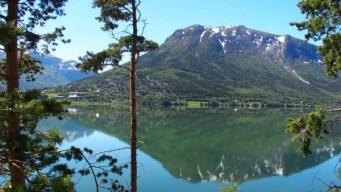 Lom, Norvège