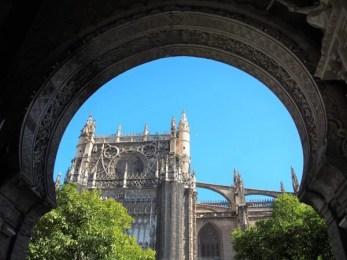 cathédrale de Santa Maria de la sede, Séville