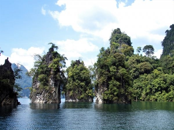 Khao Sok National Park, Thailande