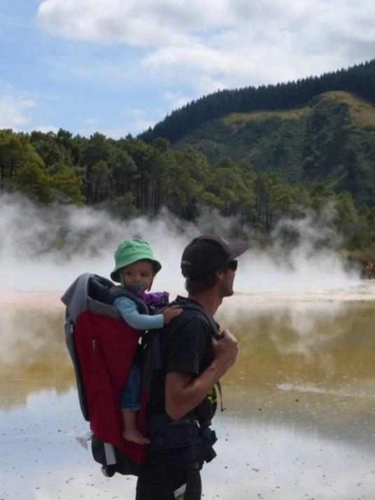 wai-o-tapu Nouvelle Zélande