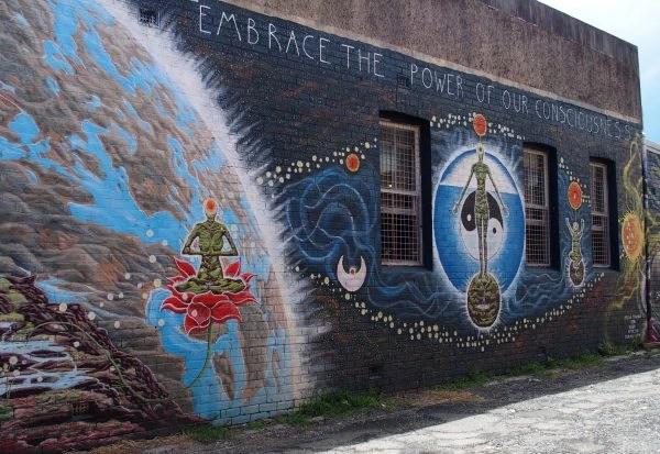Mullumbimby street art