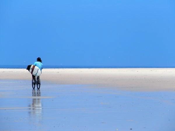 Flat rock beach, Ballina
