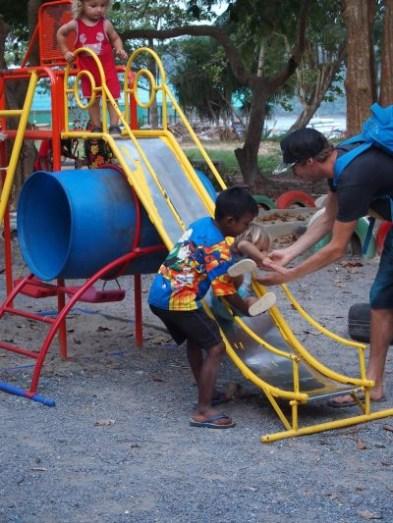 playground Koh Jum Thaïlande