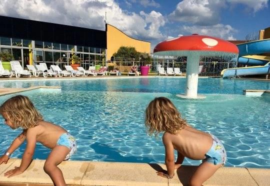 camping le bel air piscine exterieure