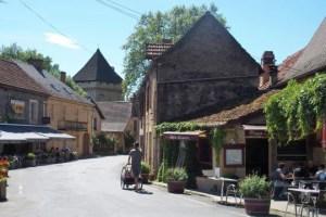 village de Saint Leon Sur Vezere