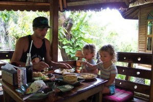 Thaïlande avec bébé