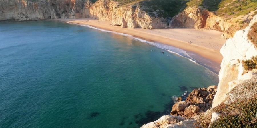 BELICHE plage portugal