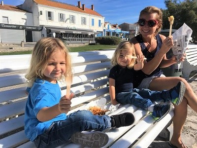 FISH AND CHIPS LA COTINIERE OLERON