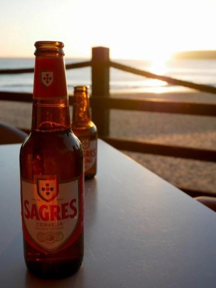 sagres biere portugal