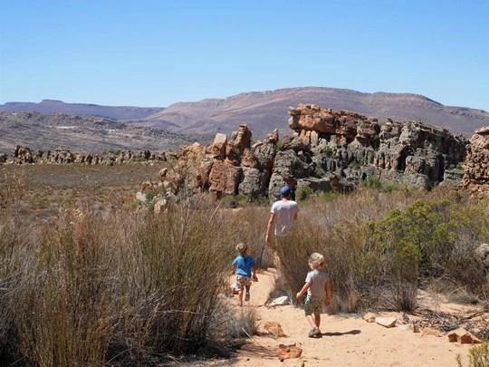 cederberg wilderness reserve afrique du sud