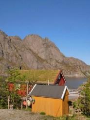 iles lofoten - nusfjord