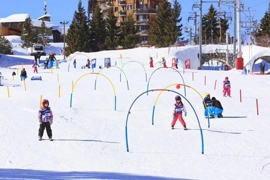 village des enfants - Avoriaz station ski familiale