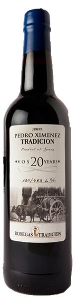 Tradición-Pedro Ximenez