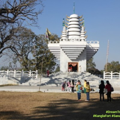 I is for Imphal