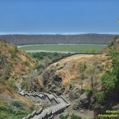 L is for Lonar Lake