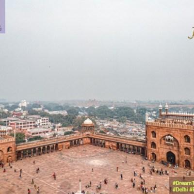 J is for Jama Masjid
