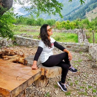 Relaxing at Sangla