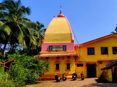 A south Goan temple