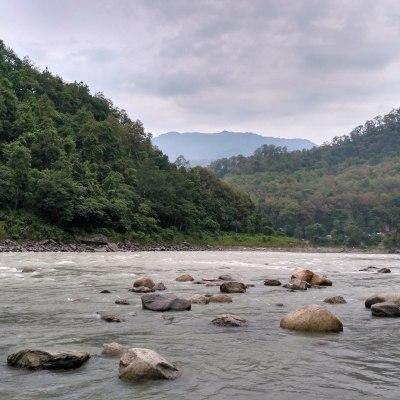Break by the River
