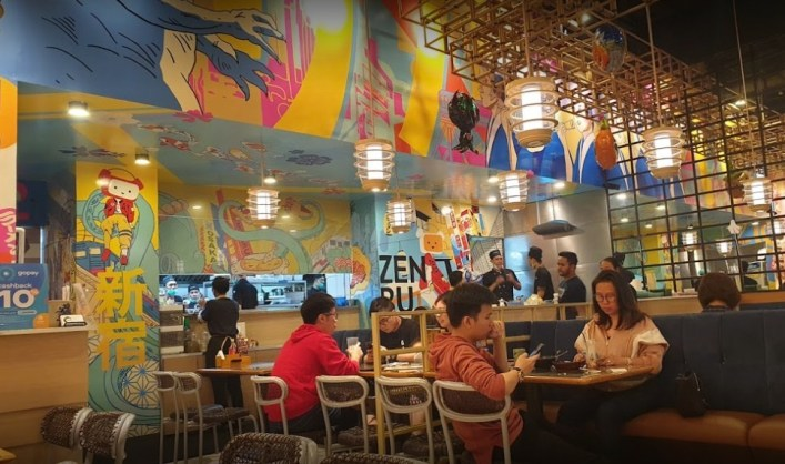 restoran all you can eat di bandung