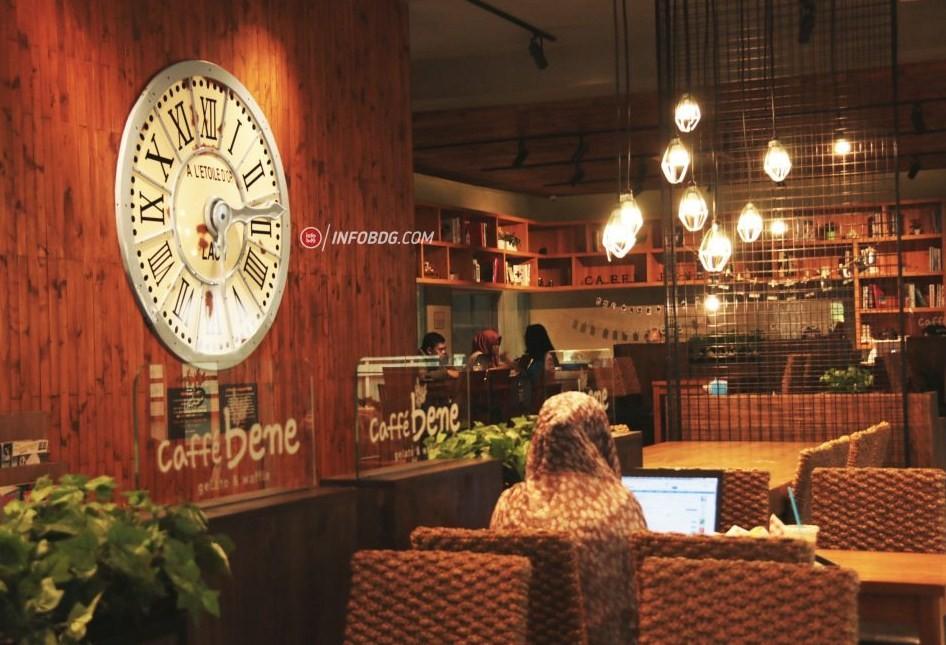 cafe live music di bandung