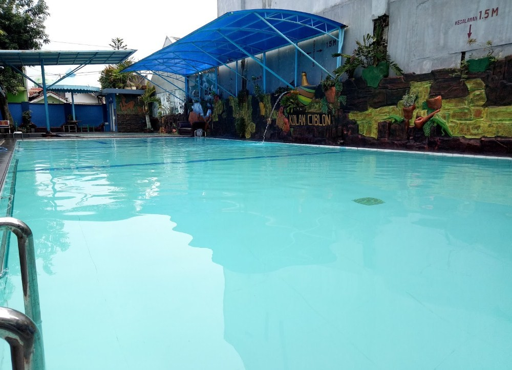 kolam renang murah di semarang