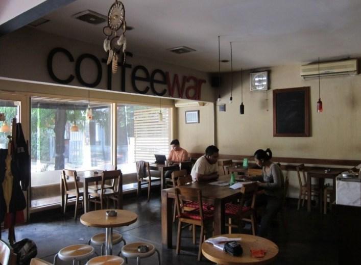 coffeewar jakarta