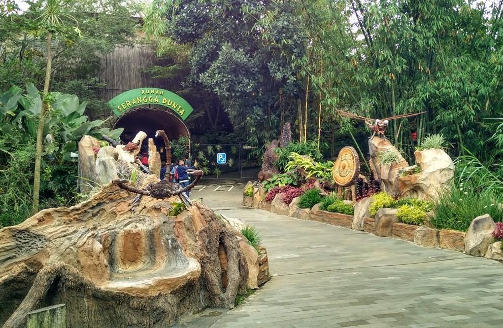 wisata keluarga di batu