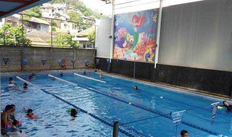 swimming pool di semarang