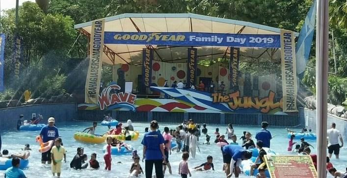 tiket masuk the jungle waterpark bogor