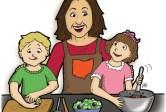 Jelaskan 3 contoh aktivitas kalian yang menggunakan sifat gaya ketika membantu ibu di rumah!