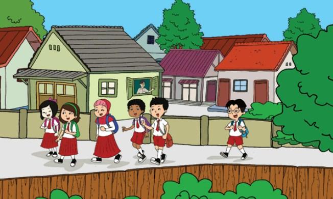 Anisa sekolah dari pukul 07.00 sampai dengan pukul 12.30. Berapa lama Anisa sekolah?