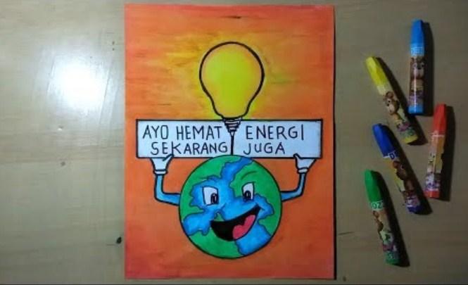 poster hemat energi