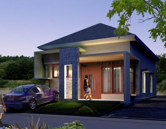 Atap sebuah rumah berbentuk Limas segiempat dengan alas berbentuk bujur sangkar. Panjang sisi alas adalah 6 m
