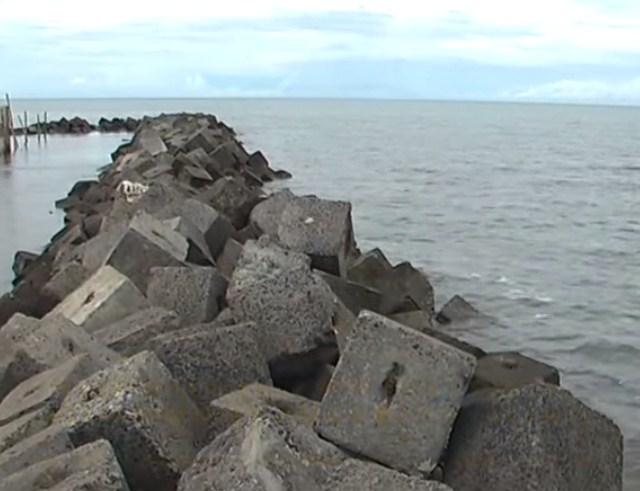 Jelaskan upaya yang bisa dilakukan untuk mencegah terjadinya abrasi pantai!