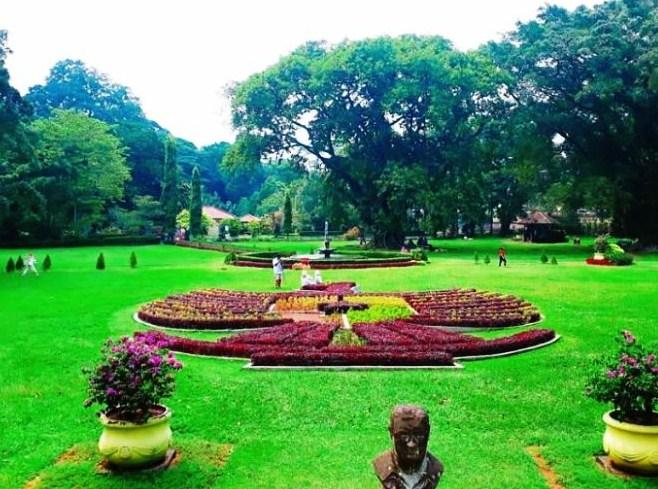 Coba ceritakan tentang Kebun Raya Bogor!