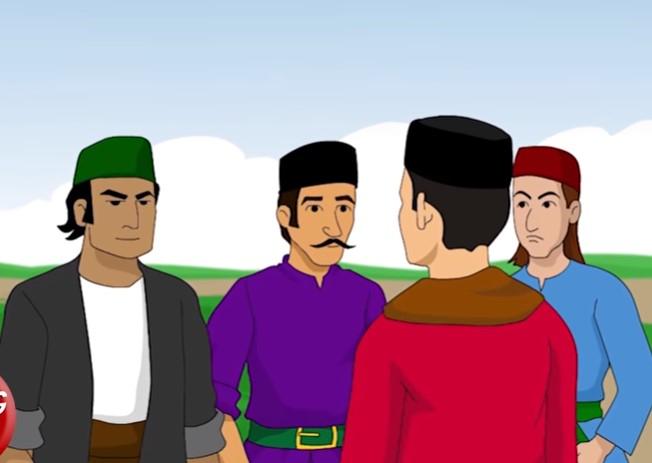 Tuliskan kebaikan dan keburukan dari apa yang dilakukan Si Pitung dan teman-temannya dalam membela rakyat kecil!