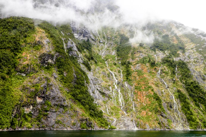 Milford Sound, Fiordland National Park