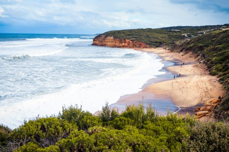 Bells Beach, Great Ocean Road, VIC