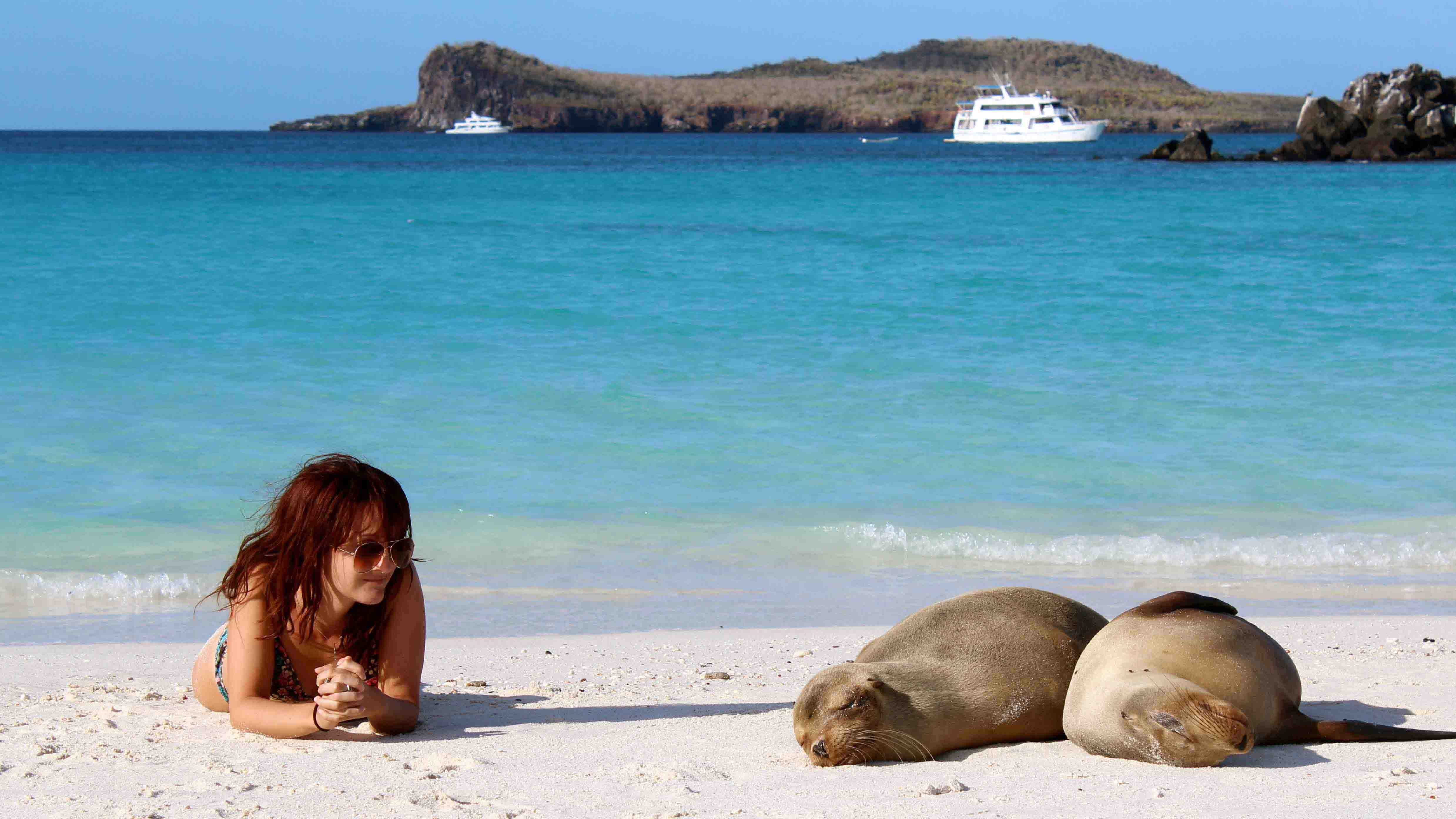 Natural Wonders Of Galapagos Islands