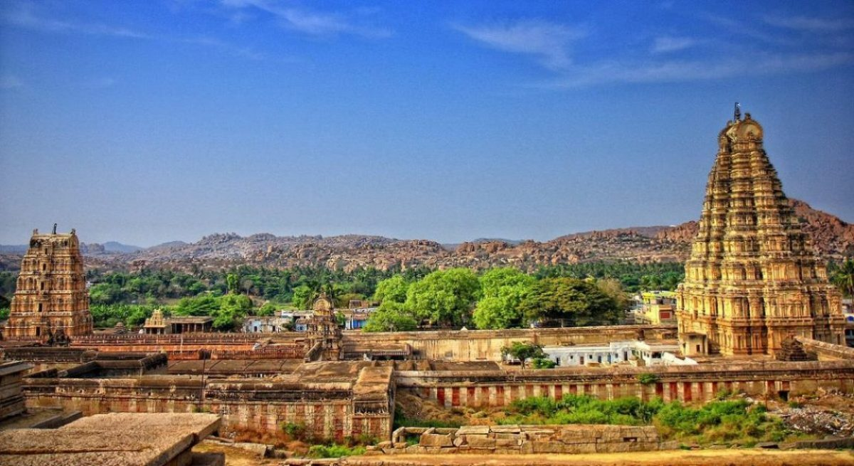 hampi india solo travel