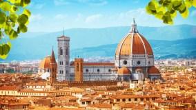 В Турин или Флоренцию на выходных всего за 8 800 рублей с Alitalia!