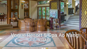 Акция VOGUE Resort & Spa Ao Nang: Скидка 10% на проживание от 2 ночей