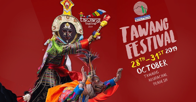 The famous tribal festival of Arunachal Pradesh – The Tawang Festival