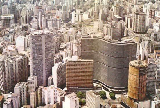 Edifício Copan em São Paulo
