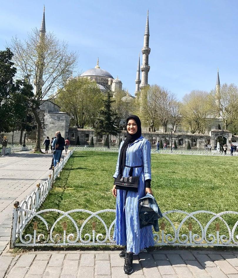 10 Lokasi Cantik di Turki Yang Harus Dilawati, Blue Mosque