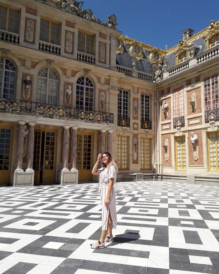 6 Destinasi Menarik di Kota Cinta, Paris, Versailles