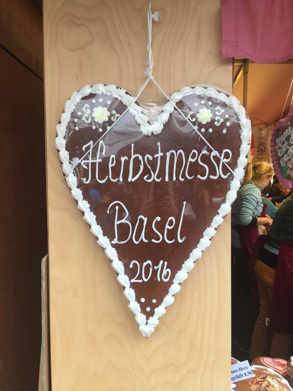 Herbstmesse Basel food