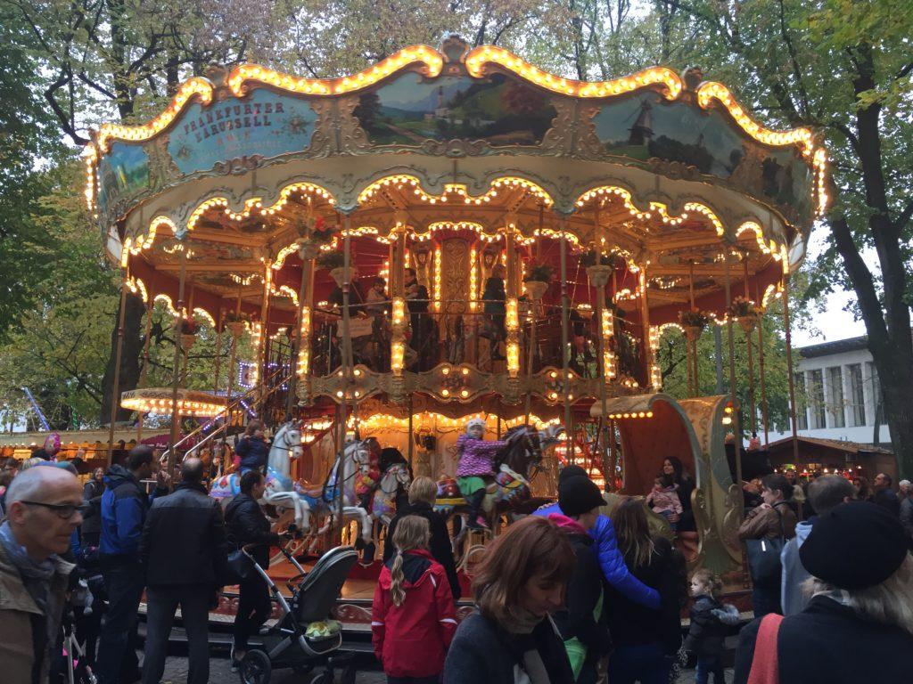 Basler Herbstmesse Ride